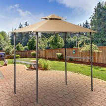 Replacement Canopy Grill Gazebo - Riplock 350 Garden Winds