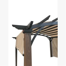 Replacement Canopy Ar Freestanding Pergola - Riplock