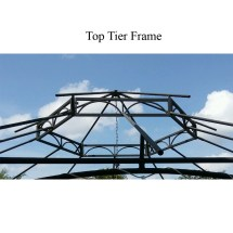 Replacement Canopy Big Lots Southbay Hex Gazebo
