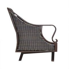 Kohls Outdoor Chair Cushions White Oversized La-z-boy Preston Payton Conversation Replacement Cushion Set Garden Winds