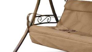 Hampton Bay Charm Patio Swing (3 Person) Replacement Seat