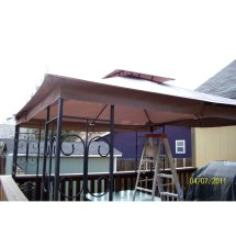 Fred Meyer 10 X Scroll Design Replacement Canopy Garden