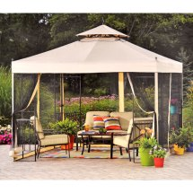 Athena Gazebo Replacement Canopy Garden Winds