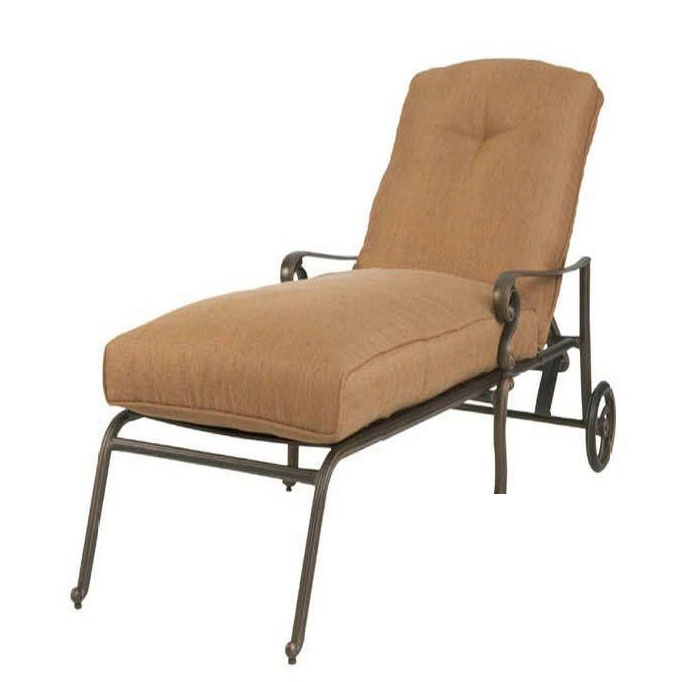 patio chair cushions big lots wheelchair guy that died miramar ii chaise lounge replacement cushion garden winds