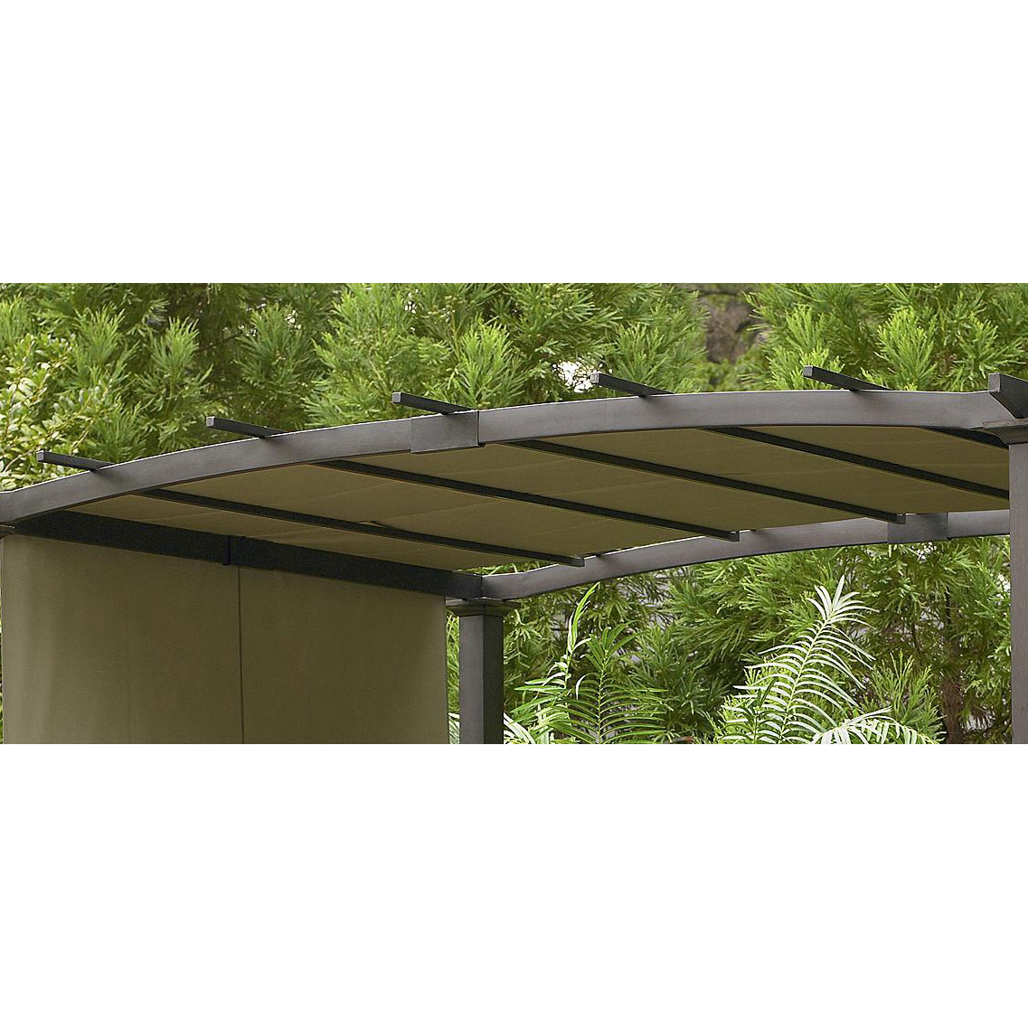 Sears Garden Oasis Curved Pergola Replacement Canopy GF