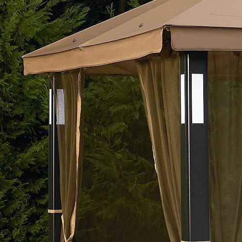 Sears Garden Oasis Lighted Gazebo Replacement Canopy