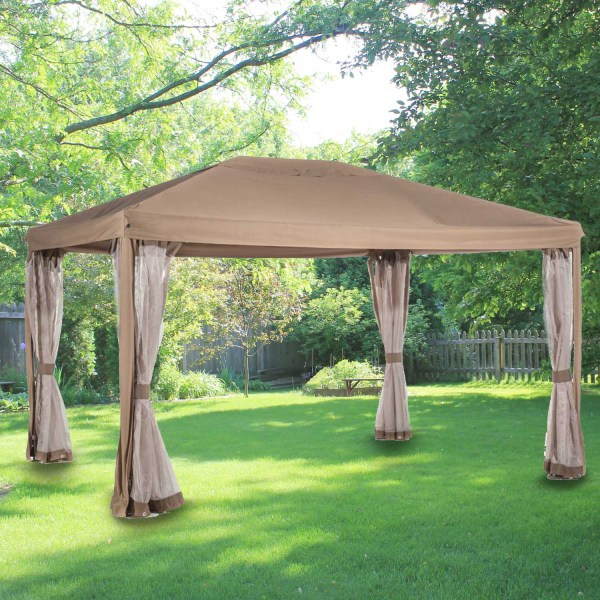 Garden Winds Replacement Gazebo Cover Gazebos Sold Sears