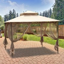 Replacement Canopy Living Accents 10ft Gazebo