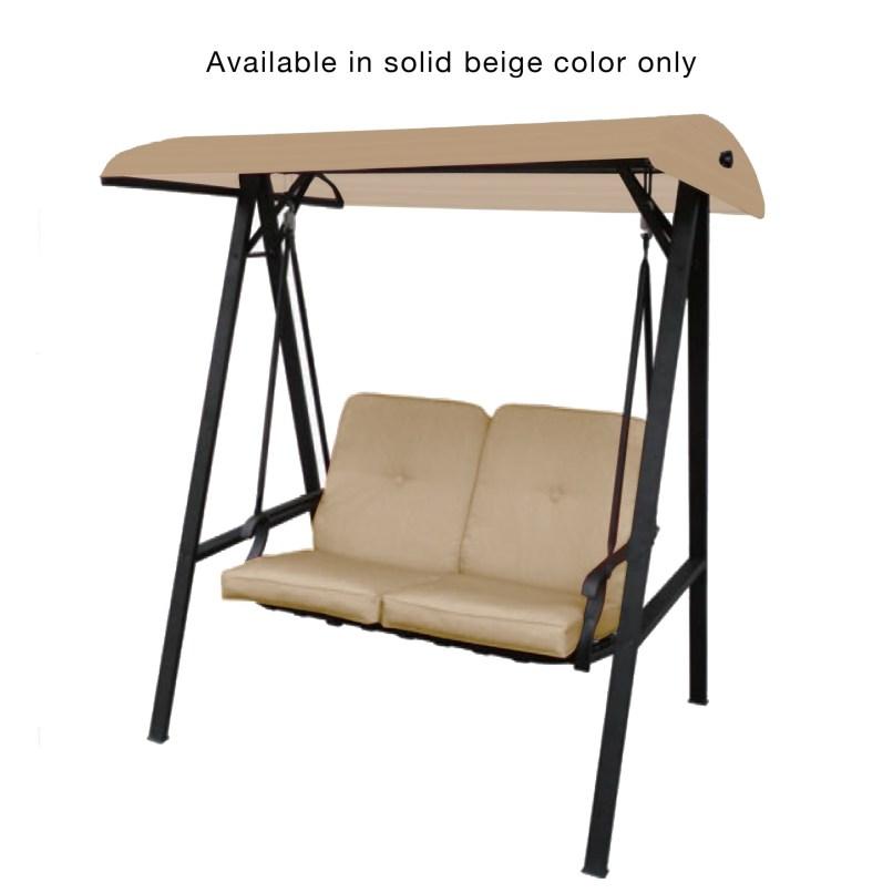 Aldi Gardenline 2 Seater Swing Garden Winds