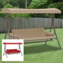 Replacement Swing Canopies Lowe' Swings - Garden Winds