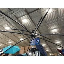 Replacement Canopy Ar Wicker Gazebo - 350 Garden Winds
