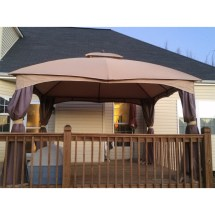 Ultra Grade Replacement Canopy Allen Roth Dome 10 X 12