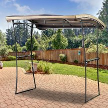 Replacement Canopy Grilling Gazebo Garden Winds