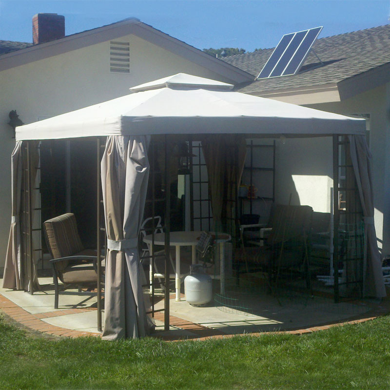 Boscovs 10 x 10 Window Pane Replacement Canopy and