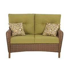 Menards Patio Chair Covers Velvet Swivel Charlottetown Ottoman Replacement Cushion Garden Winds