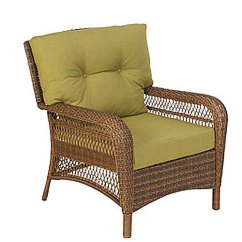 Walmart Deck Chair Covers Spa Chairs Canada Charlottetown Replacement Cushion Garden Winds