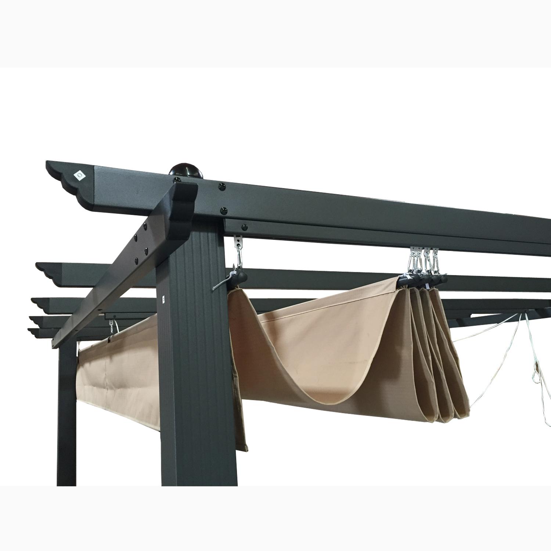 Replacement Canopy for Coolaroo Pergola  RipLock 500