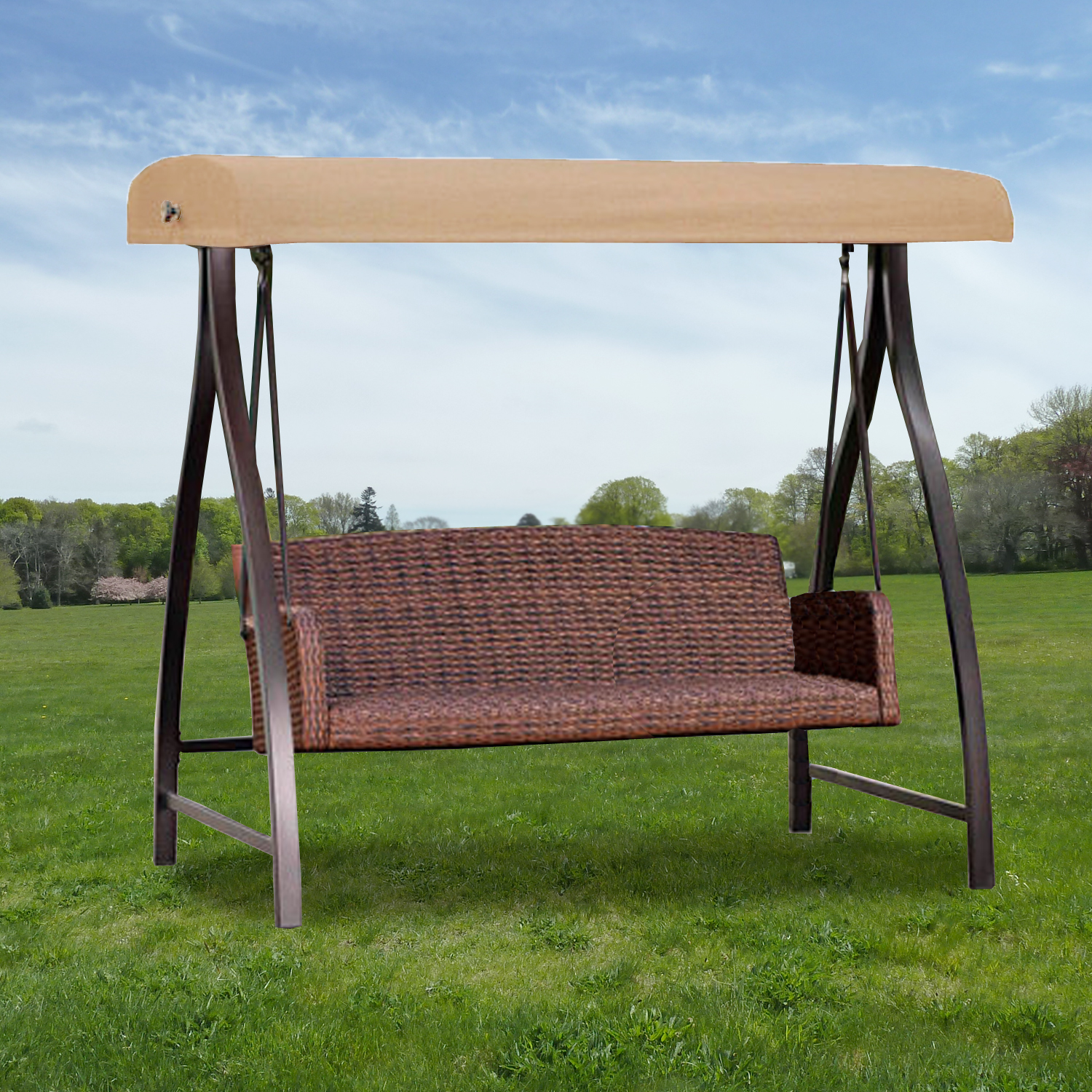 swing chair cape town bauhaus swivel replacement canopy for riplock 500