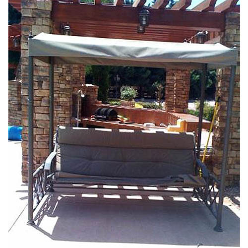 Replacement Canopy for Gazebo Frame Swing Garden Winds