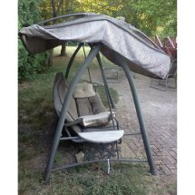 Replacement Canopy Costco Lounge Swing Garden Winds