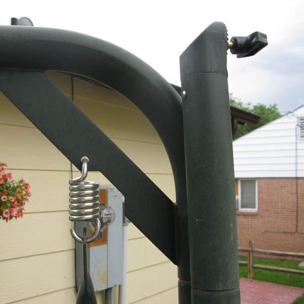 Walmart Royal Deluxe RUS4116 Replacement Swing Canopy Garden Winds