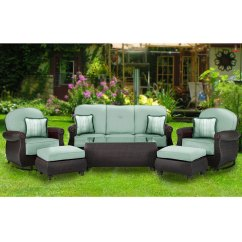 Sofa Covers At Kmart Modern London Sam's Club La-z-boy Delaney Deep Seating Replacement ...