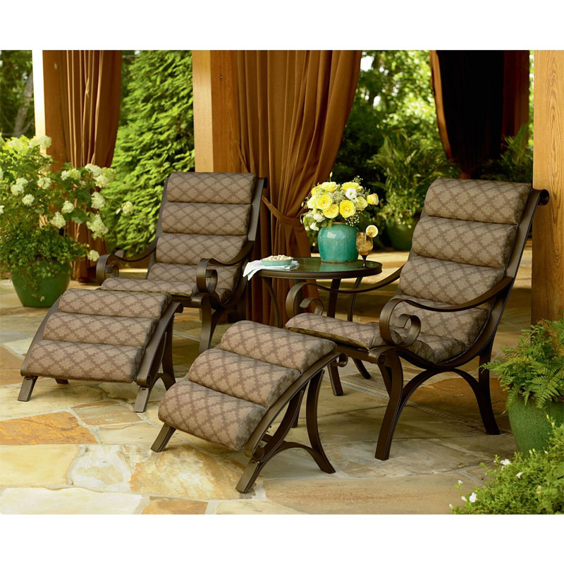 kmart chair cushions covers for folding chairs how to make replacement patio sets garden winds dominic lounger 2 pack