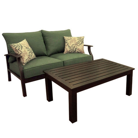 patio chair cushion covers walmart sleeping in a instead of bed eastfield love seat replacement set garden winds