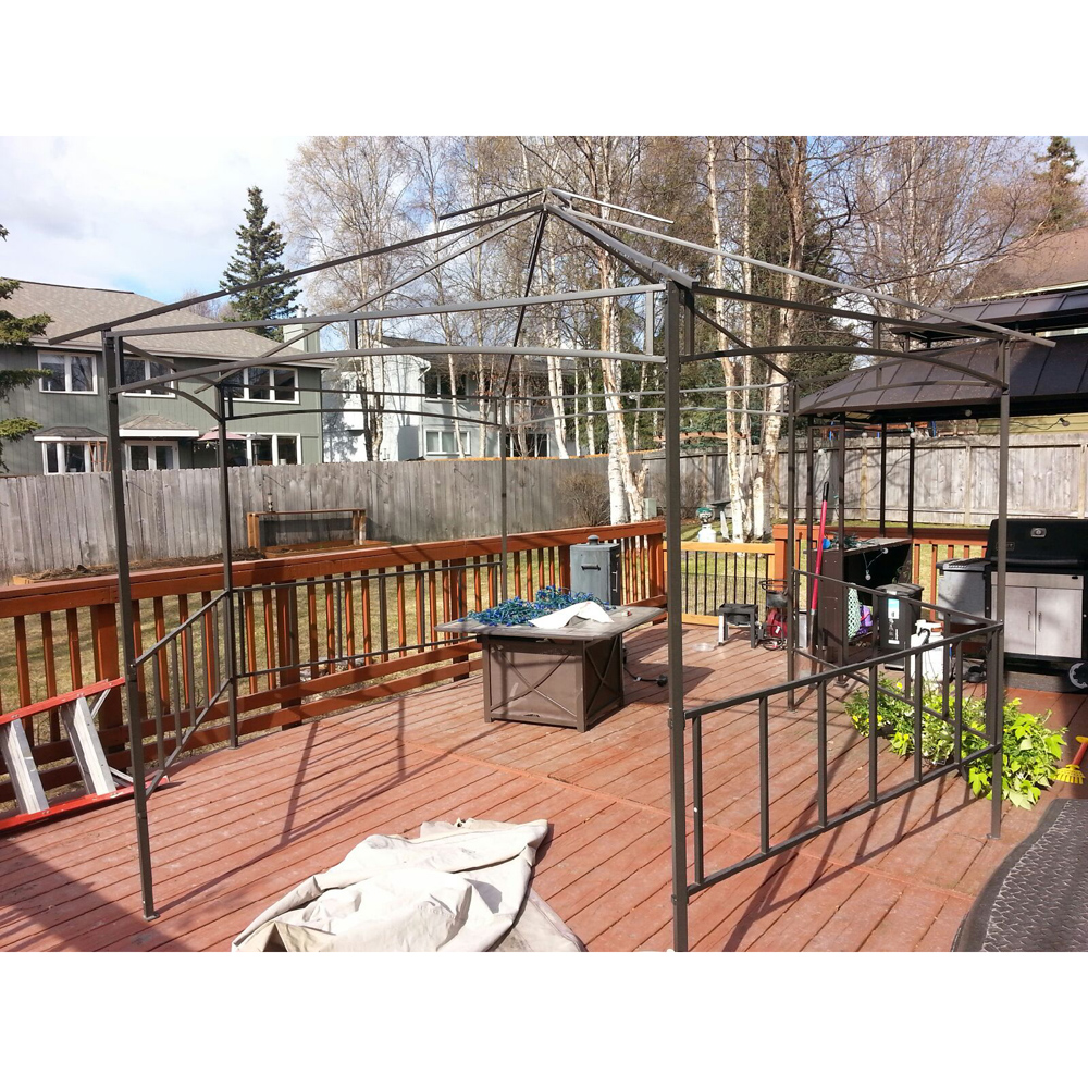 Replacement Canopy for Fred Meyer Hexagon Gazebo  Riplock