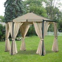 Garden Oasis Retractable Gazebo Replacement Canopy