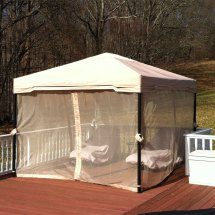 Garden Oasis Sojag 10x12 Replacement Canopy Winds