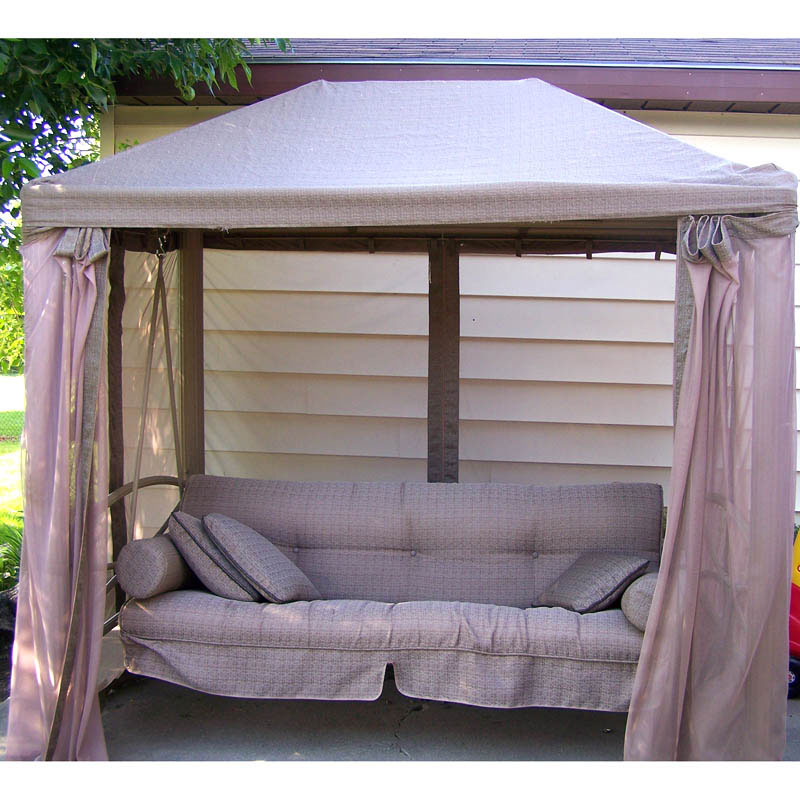 Outdoor Patio Set Umbrella