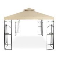 Hampton Bay Pergola Replacement Canopy | Outdoor Goods