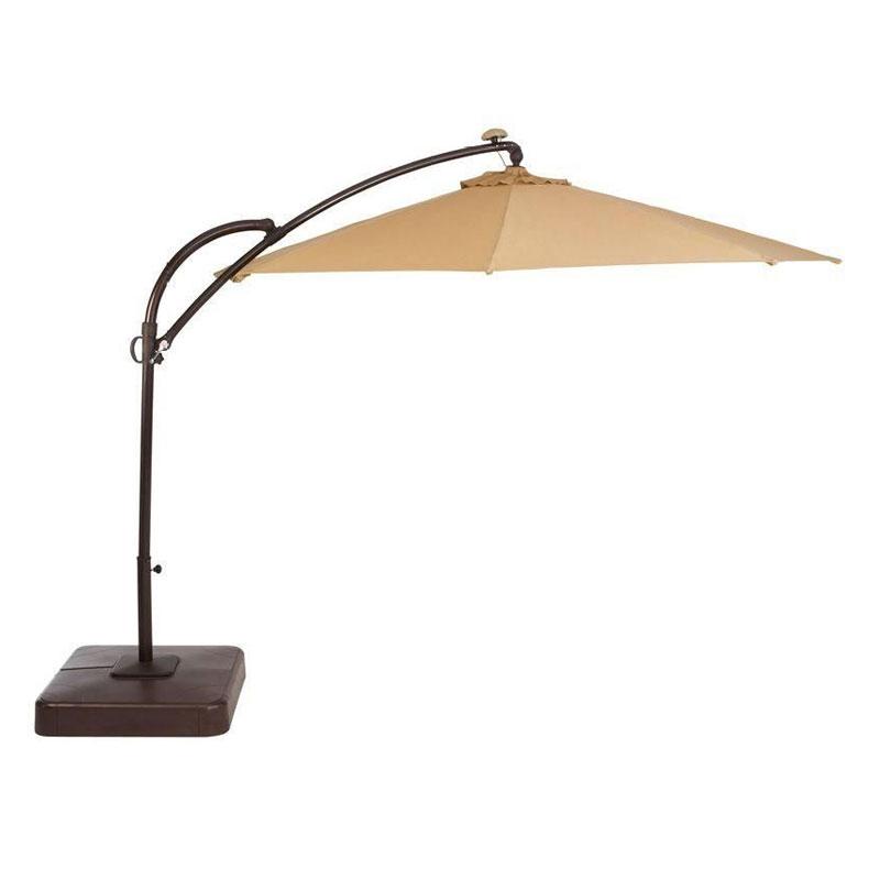 home depot umbrella canopy replacement