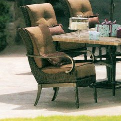 Menards Patio Chair Covers Large Beanbag Tramore Dining Replacement Cushions - 2 Pack Garden Winds