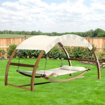 Replacement Canopy Arch Hammock Swing Garden Winds