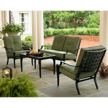 Avondale Seating Set Replacement Cushions Garden Winds