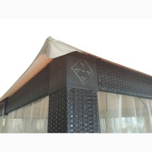 Replacement Canopy Revella Gazebo - Riplock 350 Garden