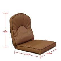 Home Trends North Hills Swing Replacement Cushion