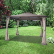 Replacement Canopy Wind Resistant Gazebo Garden Winds