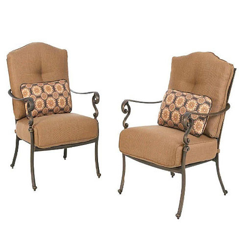 menards patio chair covers foldable wooden chairs singapore miramar ii 2-pack lounge replacement cushions garden winds