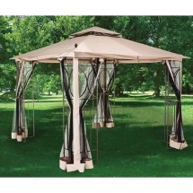 Ocean State 2010 Nantucket Gazebo Replacement Canopy