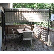 Lowe' Pergola Canopy -106-1 Garden Winds