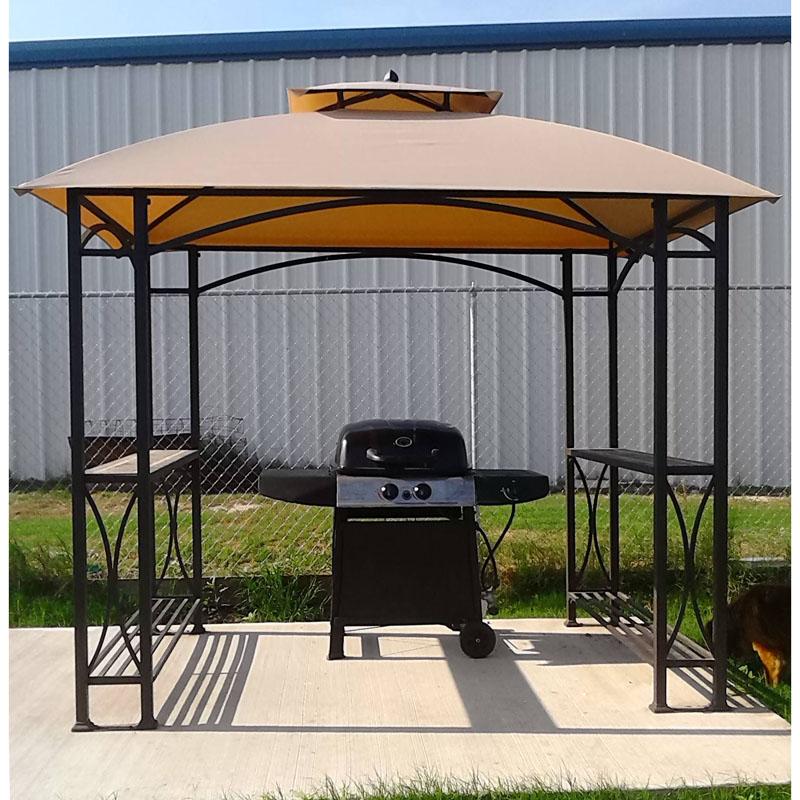 Sheridan Grill Gazebo Replacement Canopy  RipLock 350