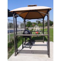 Sheridan Grill Gazebo Replacement Canopy - Riplock 350