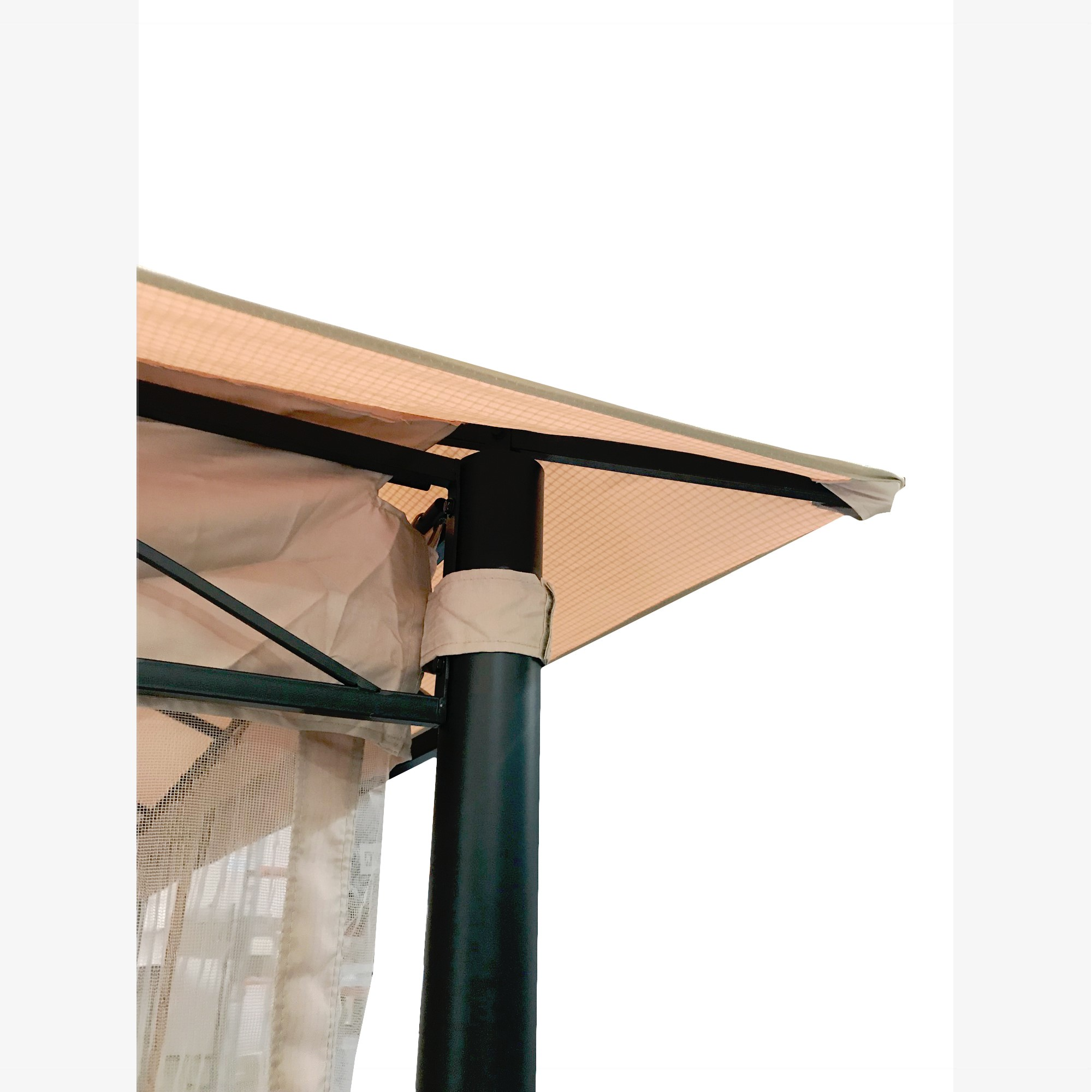 Replacement Canopy For Warm Springs Gazebo Riplock 350