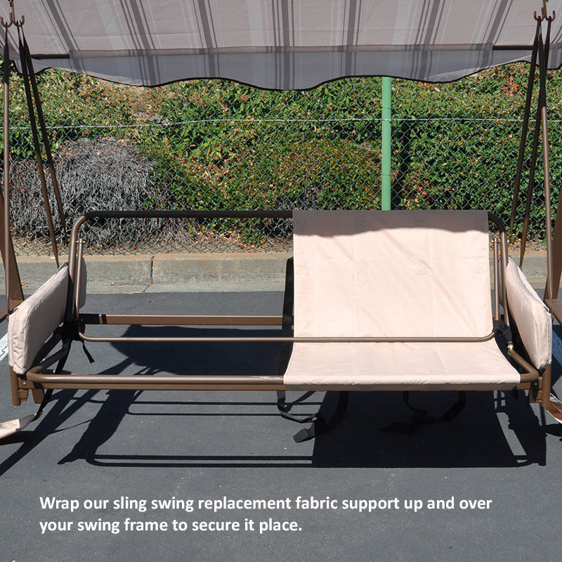 Universal Sling Swing Back Support Garden Winds