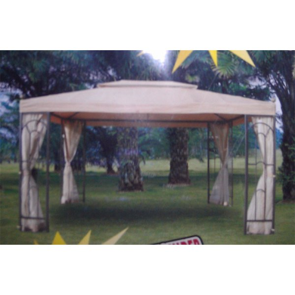 Replacement Canopy Southern Patio 10 X 13 Gazebo Wegmans Garden Winds