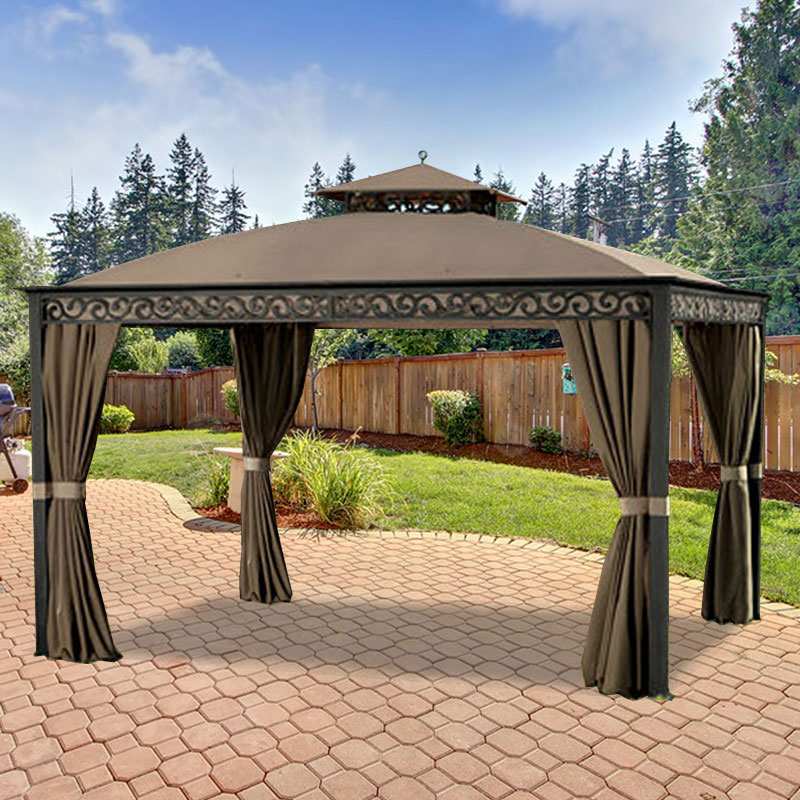 Garden Winds Replacement Canopy for Gazebos Sold at