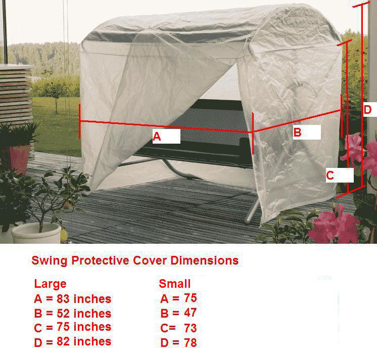 Protective Swing Cover Garden Winds